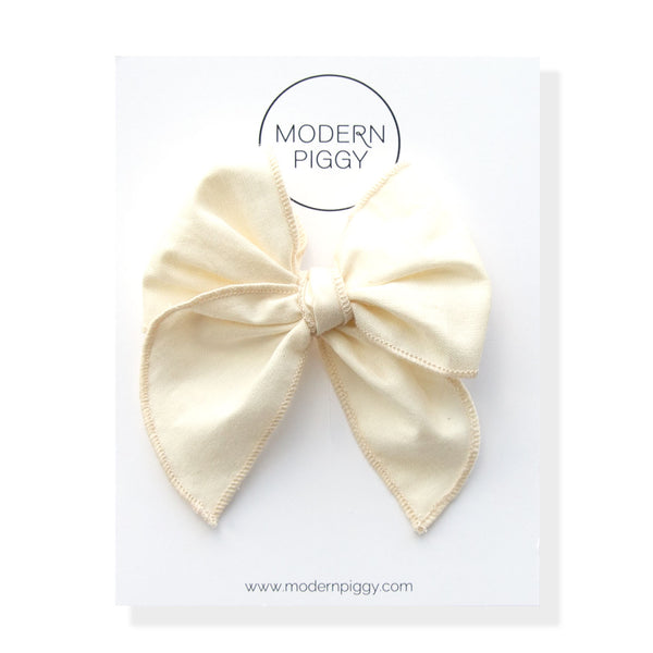 Whisper | Petite Party Bow