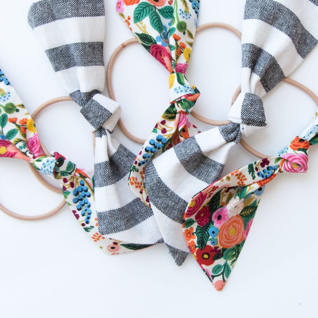 Rifle Floral | Modern Knot