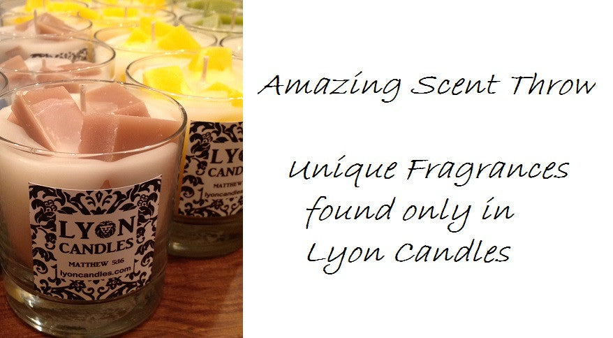 Custom candles , Scented candles, Fundraisers