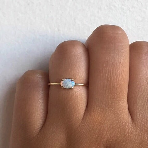 The Sweetest Opal Ring