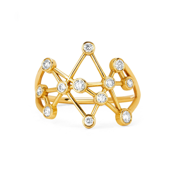 MIDAS STAR RING