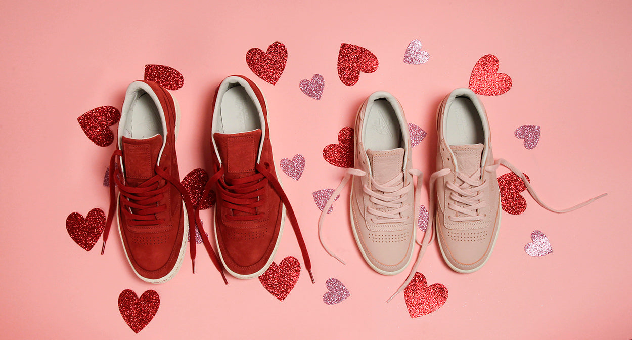 High Point Reebok Club C Valentines Day Pack
