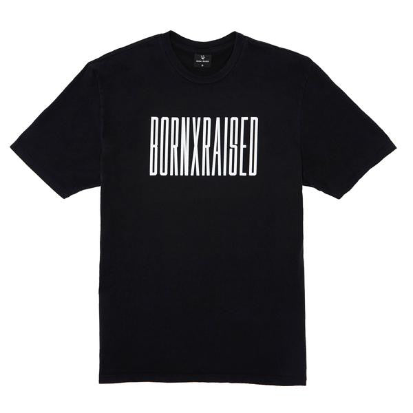 BORN X RAISED PROFILE TEE