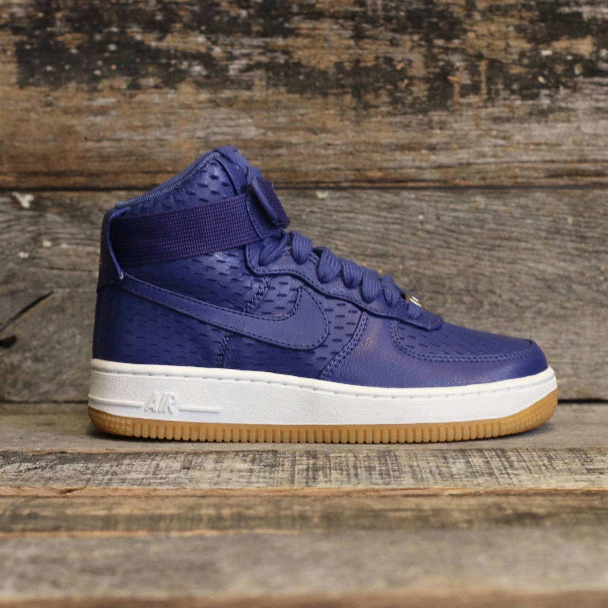 NIKE AIR FORCE 1 HI PRM WOMEN'S