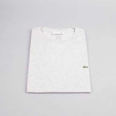Lacoste Crew Neck top Grey-Men's T-Shirts-LACOSTE | The Brooklyn Way