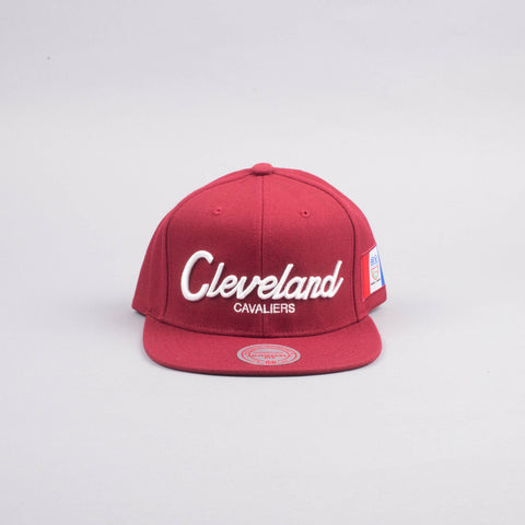 Mitchell & Ness Clevland Hat-Accessories-Mitchell & Ness | The Brooklyn Way