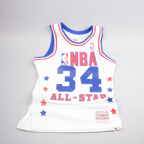 Mitchell & Ness All Star Jersey-Men's T-Shirts-Mitchell & Ness | The Brooklyn Way