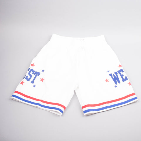 Mitchell & Ness West All Star Short-Men's Shorts-Mitchell & Ness | The Brooklyn Way