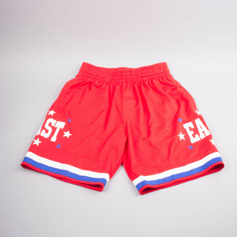 Mitchell & Ness East All Star Short-Men's Shorts-Mitchell & Ness | The Brooklyn Way