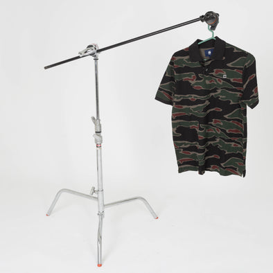 "G-Star Camo Polo "" Agbay Core Polo""-Men's Shirt-G STAR 