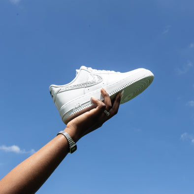 Air Force 1 Low Just Do It Pack White | AO6296-100-Men's Footwear-Nike | The Brooklyn Way