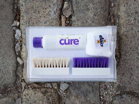 Crep Protect CURE Premium Sneaker Cleaning Kit-Shoe Cleaners-Crep Protect | The Brooklyn Way