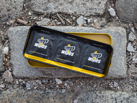 "Crep Protect Wipes ""The Ultimate Cleaning Wipes""-Shoe Cleaners-Crep Protect 