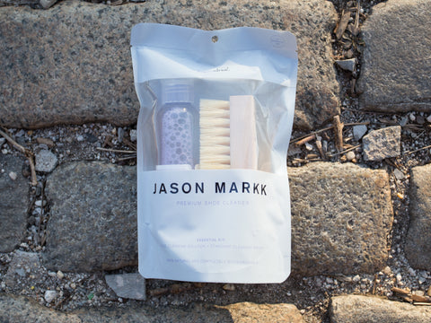 Jason Markk Premium Cleaning Solution 4 oz.-Shoe Cleaners-Jason Markk | The Brooklyn Way
