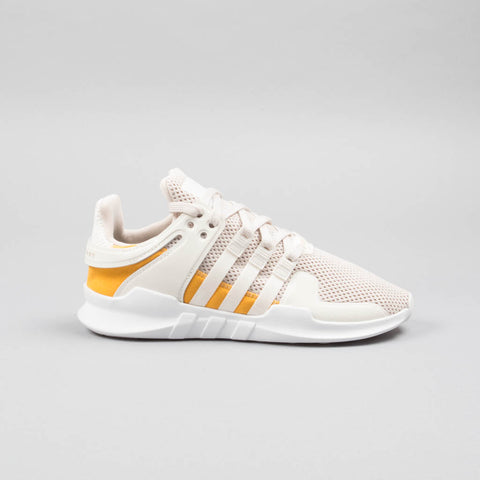 Adidas EQT Support ADV Mens Running Shoe (Bone/Yellow/White)