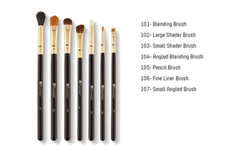Eye Essential 7 Piece Brush Set