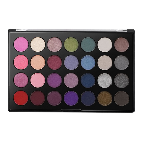 28 Color Smokey Eyeshadowpalette