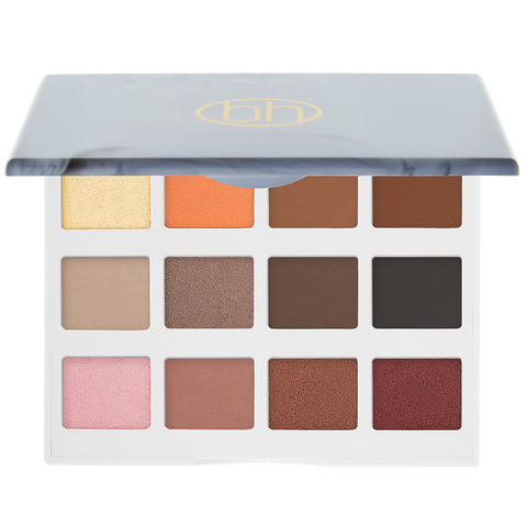 Marble Collection Warm Stone 12 Color Eyeshadow Palette