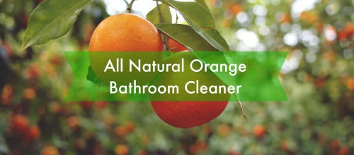 Sola Skincare all natural bathroom cleaner recipe