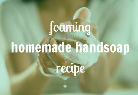 natural handsoap recipe