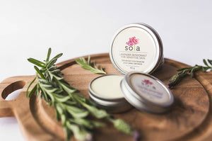 Lavender Deodorant For Sensitive Skin