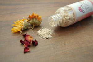 Calendula & Rose Cleansing Grains