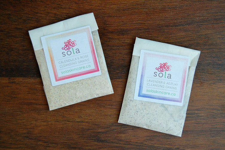 Cleansing Grains Sampler Pack