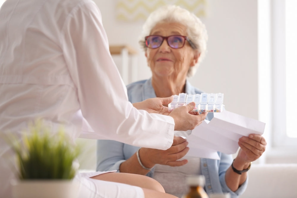 Helping Loved Ones and Caregivers Remember Medication Time