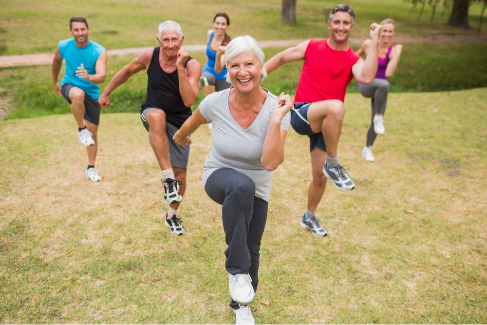 Staying Fit – Tips for Caregivers to Exercise with Loved Ones!