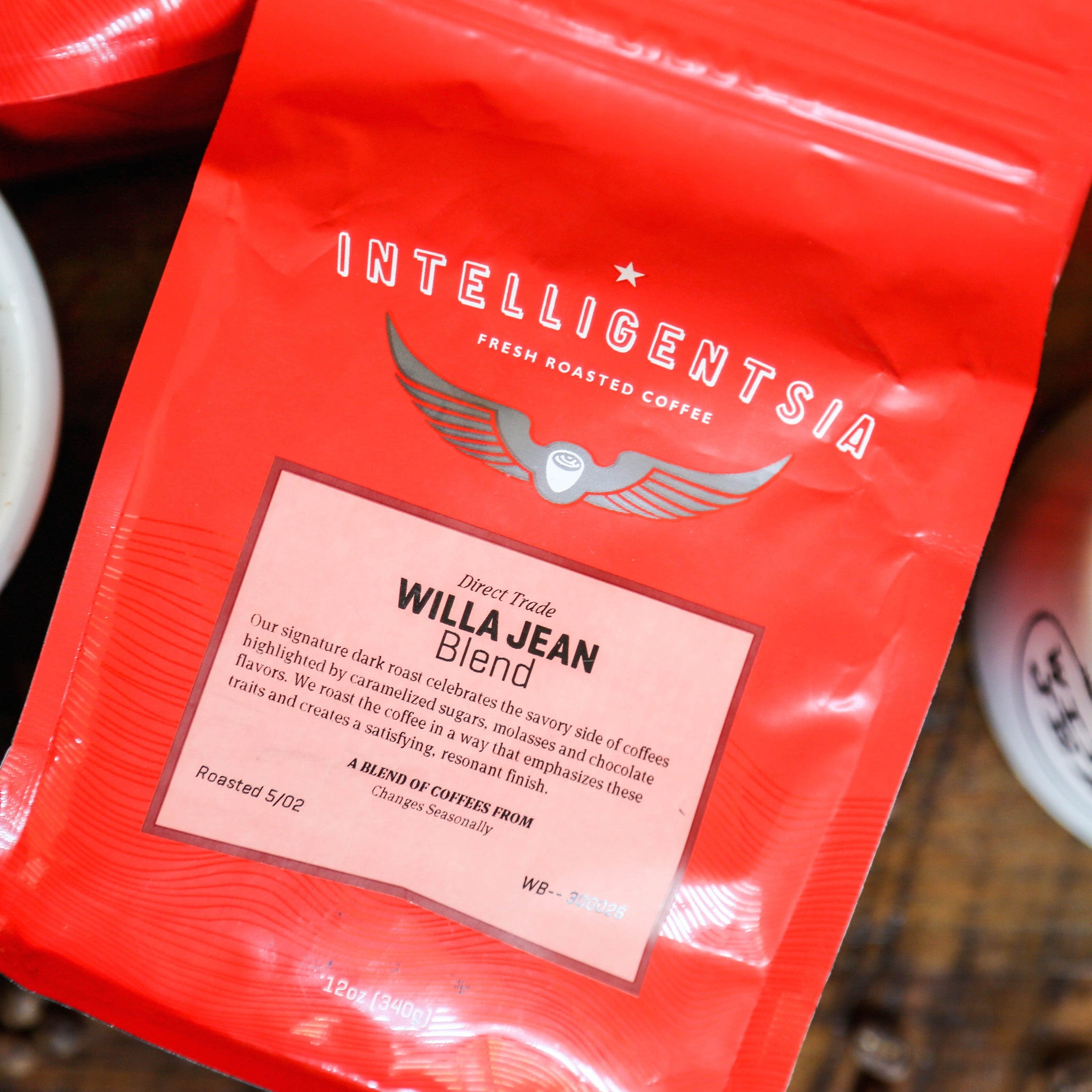 Willa Jean Blend ~ Intelligentsia