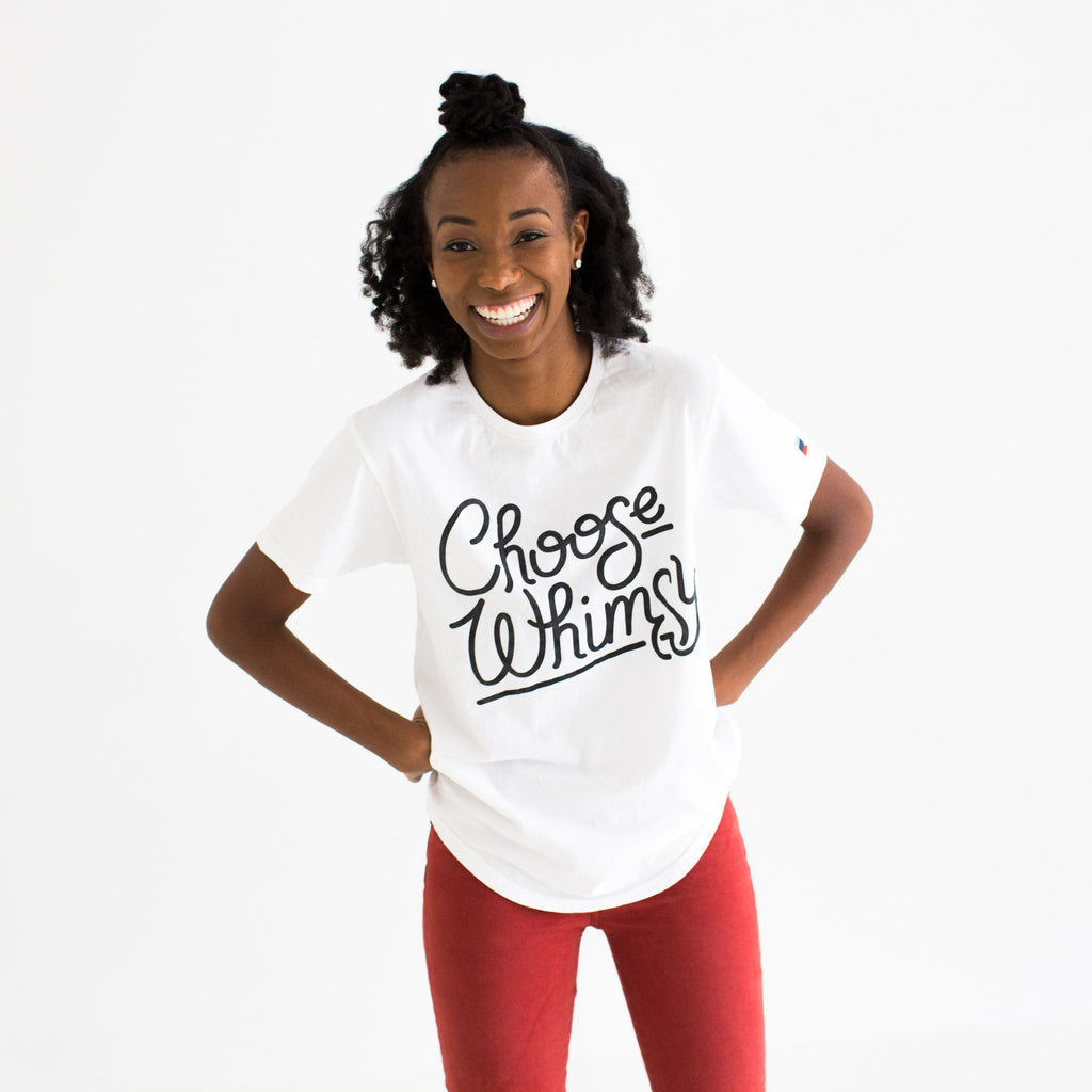 Ruiz Tee - Choose Whimsy