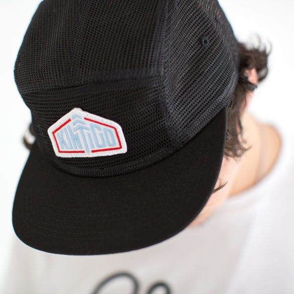 Hanson Cap - Treehouse (Black)