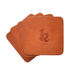 Lewis Coasters - The K (Tan)