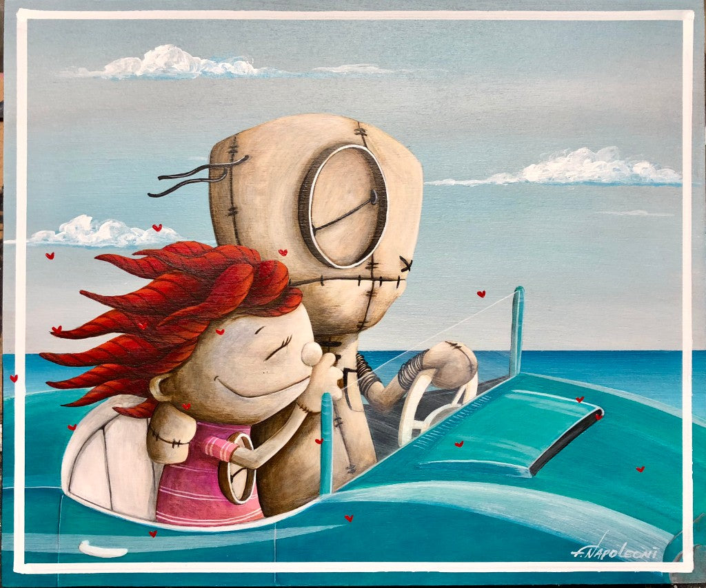 "Fabio Napoleoni - New Release ""Sunday Afternoons"""