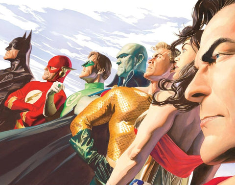 Alex Ross Art