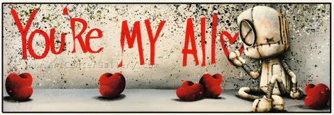 You're my all My Everything Fabio Napoleoni