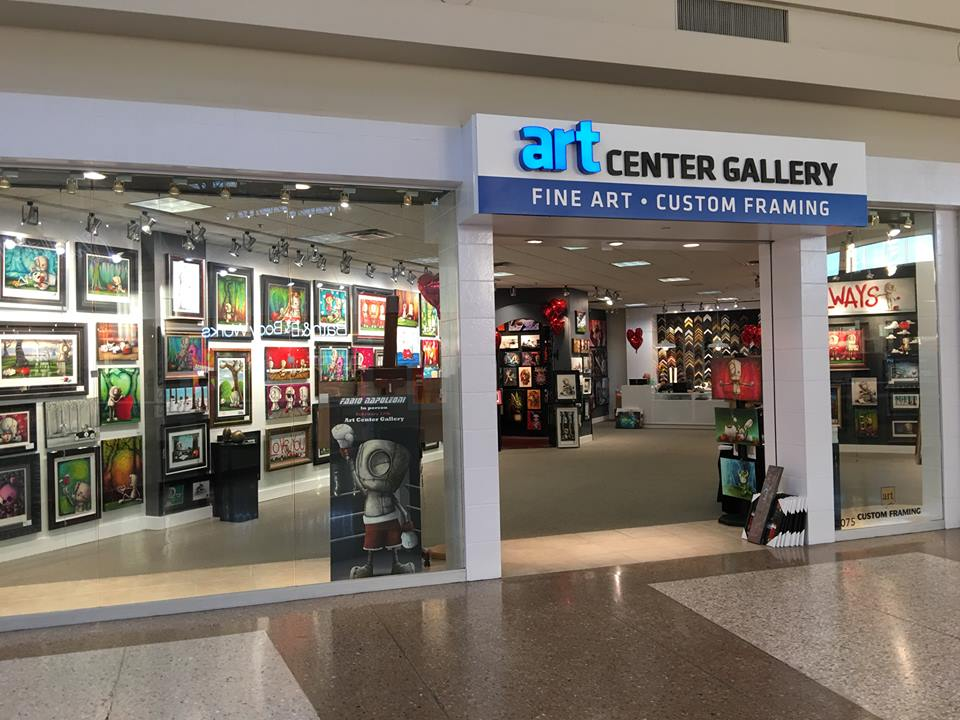 Photo of Art Center Gallery