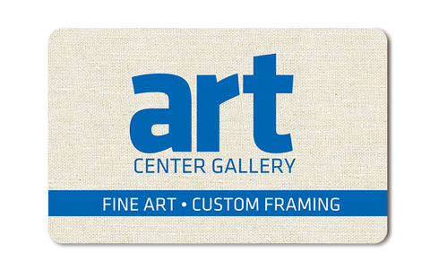Art Center Gallery Gift Card Gift Card