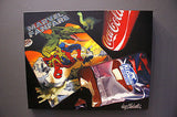 "Doug Bloodworth ""Marvel Fanfare"" Limited Edition Canvas Giclee"