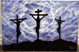 "Michael Godard ""Calvary"" Limited Edition Canvas Giclee"