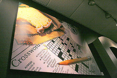 "Doug Bloodworth - ""New York Times"" Giclee canvas  limited 21 by 26  Edition 180 - Art Center Gallery"