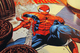 "Doug Bloodworth ""Oreos Spidey"" Limited Edition Canvas Giclee"