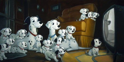 "Disney  ""FAMILY TIME"" Size: 18 x 36 