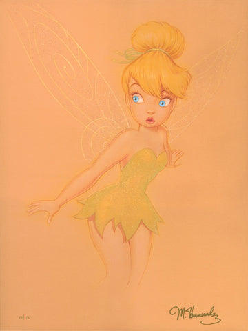 "Manuel Hernandez Disney ""Who Me?"" Limited Edition Canvas Giclee"