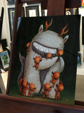 "Justin Hillgrove ""Group Hug "" Metal "" 16"" x 20"" Limited METAL A/P Edition of 9 Only. Metal Prints"