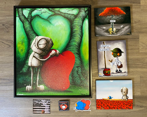 "Fabio Napoleoni ""Fabio Flair Package #13: Who Would I Be Without You"" Limited Edition"