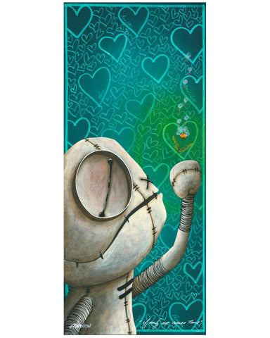 "Fabio Napoleoni ""If Only One Comes True"" Limited Edition Metal"