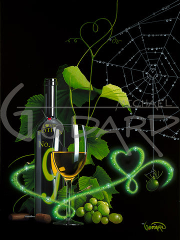 "Michael Godard ""Love Potion No. 9"" Limited Edition Canvas Giclee"