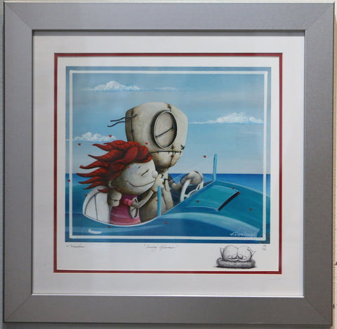 "Fabio Napoleoni ""Framed: Sunday Afternoons"" Limited Edition"