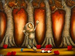 "Fabio Napoleoni ""Surrounded by Your Love"" Limited Edition Paper Giclee"